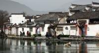"""宏村-""""中国画里的乡村"""""""