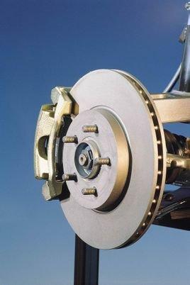 1920年,本迪克斯等人为了刹车时更安全,更平稳,在汽车制动装置方面