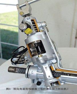 第四节 制动防抱死系统(abs)电子控制  第五节 驱动防滑/牵引力系统