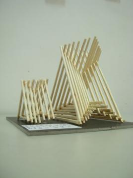 块材的立体构成