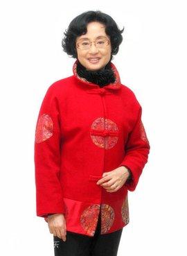 服装 工作服 旗袍 唐装 制服 270_369 竖版 竖屏