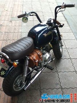 车猴子_猴子摩托车
