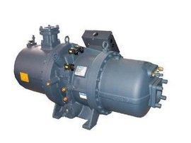 待均压后再关闭吸气截止阀,打开压缩机至油冷却器的回油阀,关闭冷却水图片