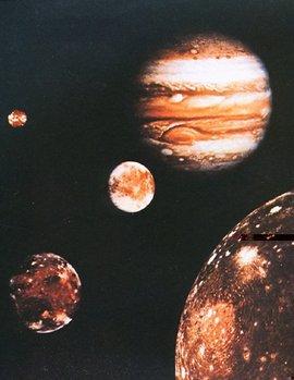 木星结构图中文。