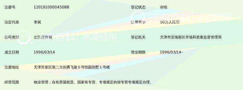 天津开发区恬园别墅物业管理服务中心_360百花谷别墅托斯卡图片