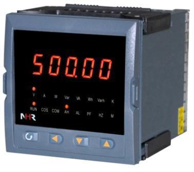 电流表为新 一代可编程智能仪表,它采用大规模集成电路,应用数字采样