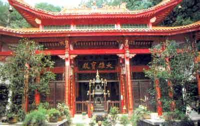 广西桂平西山龙华寺