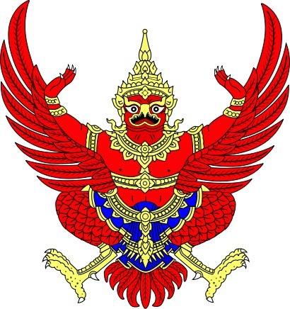 国徽手绘图案