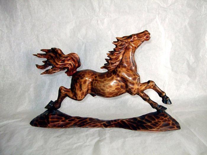 东北木雕是中国著名的民间工艺品之一,距今已有二千多年的历史.