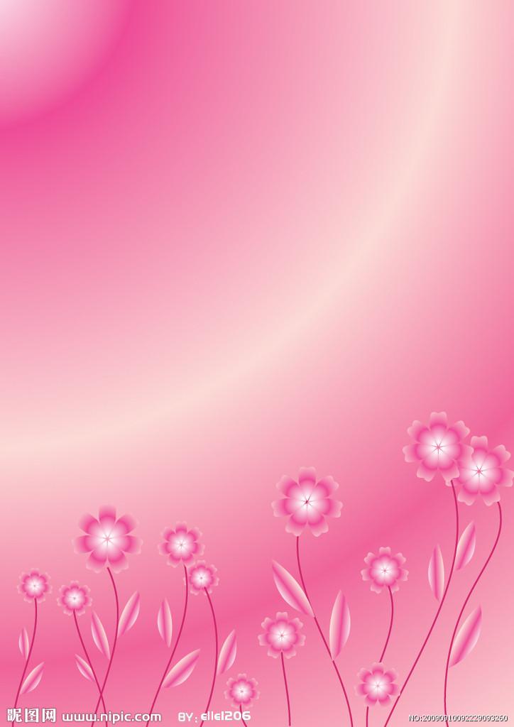 粉红色手机高清壁纸