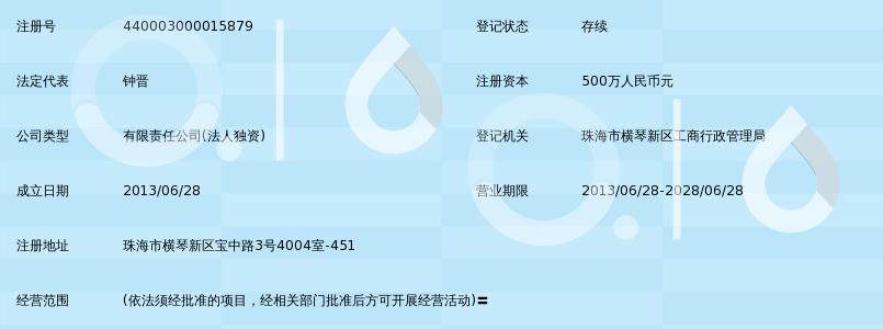 农银国际(珠海横琴)投资基金管理有限公司_36