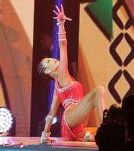 2015年中美舞林大会参赛选手图片