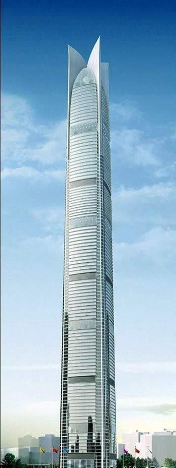 深圳平安国际金融大厦646米