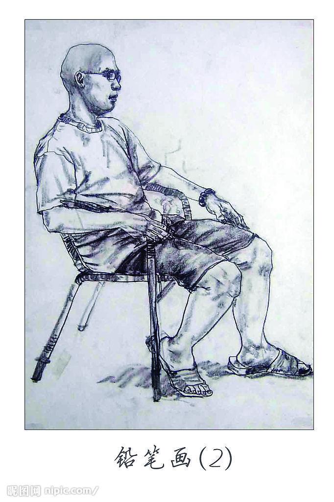 铅笔画_360百科