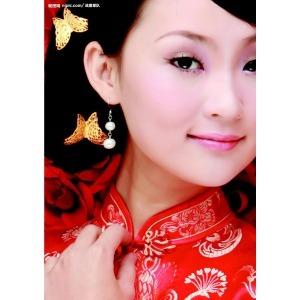 歌手龚玥生活照