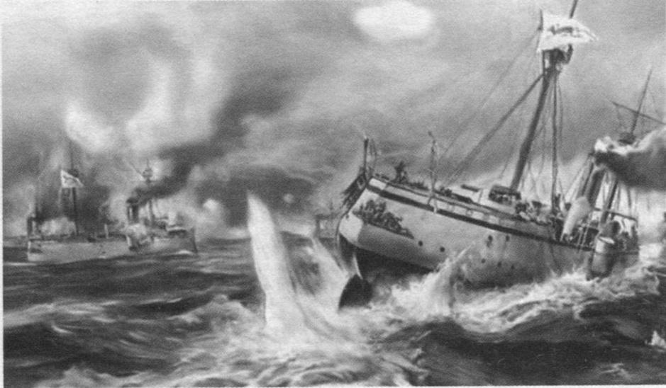 甲午战争图片