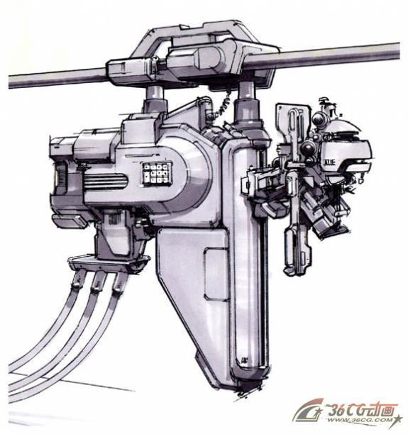 机械运动图片素材