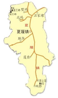 万源市旧院镇地图