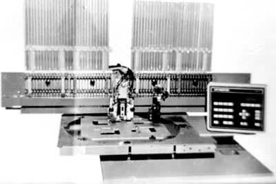 印制电路板部件组装的设备有元件,器件老化和自动检测分类,元件,器件