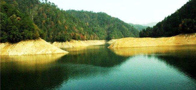 安化柘溪旅游风景区