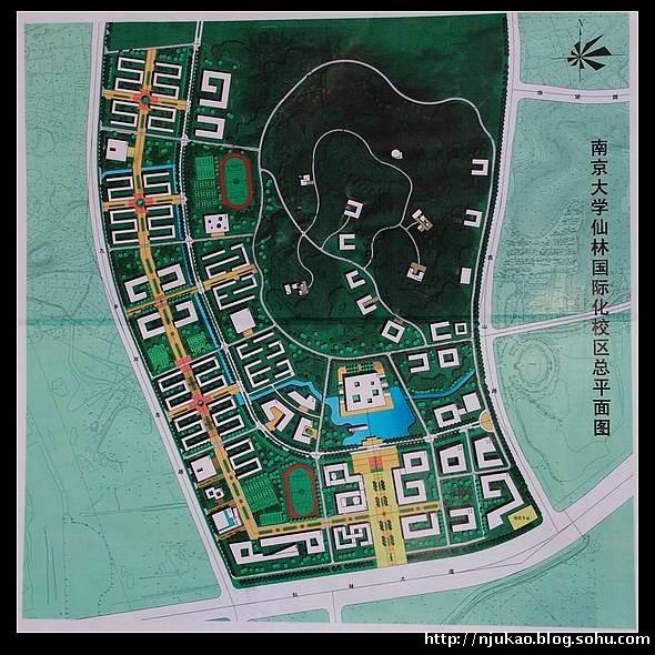 山东科技大学校园地图 图片合集
