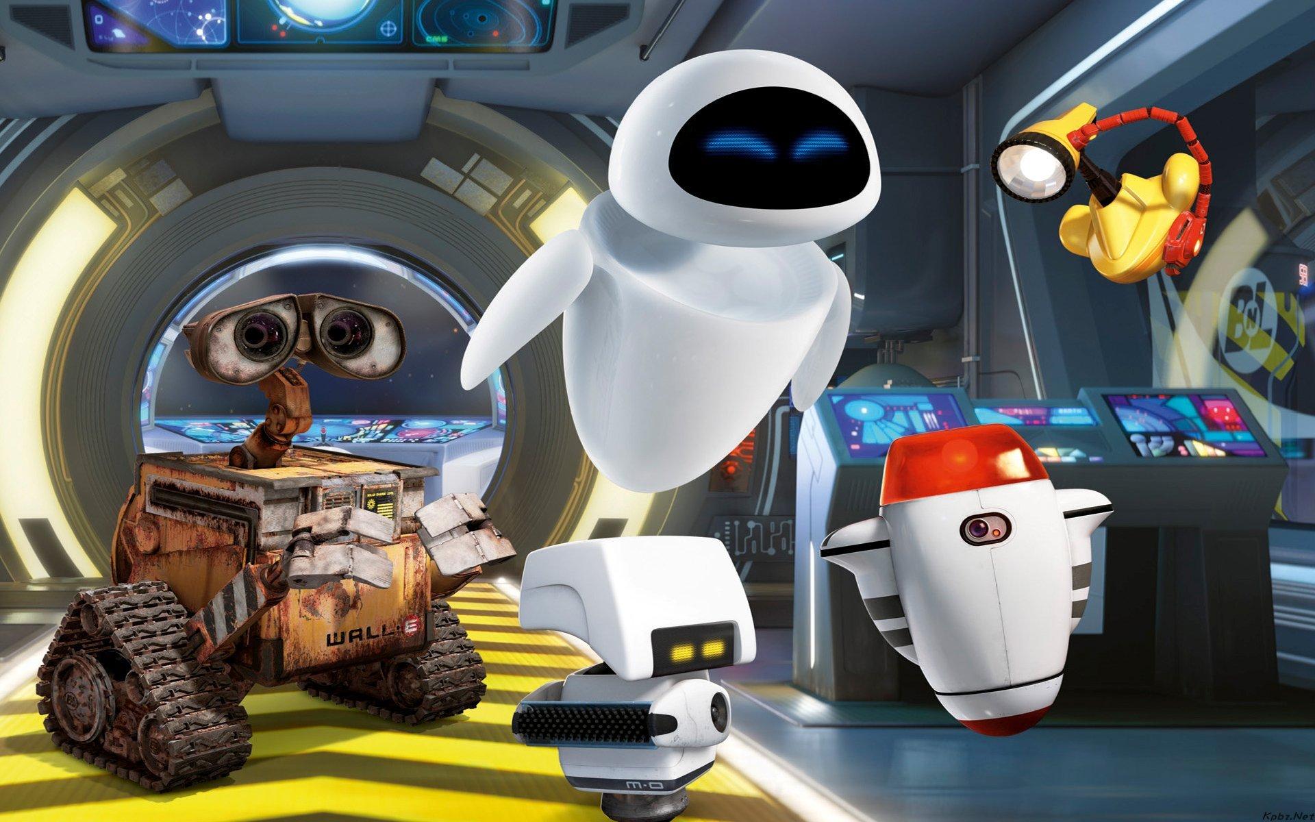 机器人总动员 游戏图片
