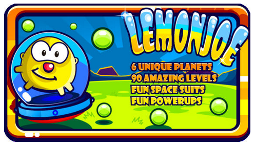 《柠檬大冒险》是一款精美清新风的休闲游戏,我们可爱的柠檬小人乔