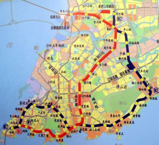 哈尔滨地铁线路6号