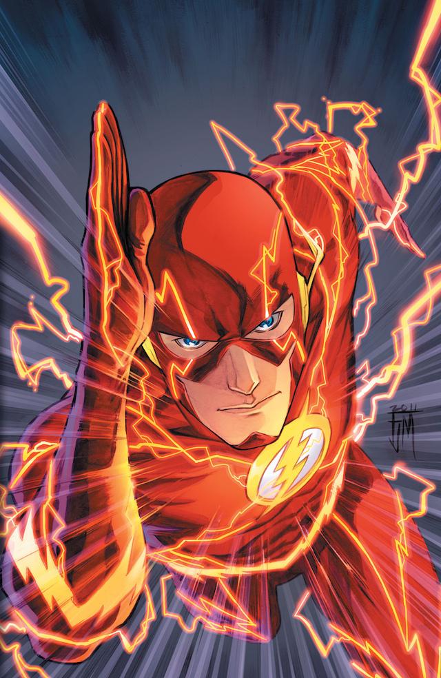 闪电侠/flash