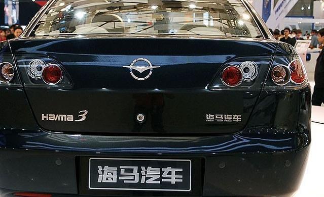 对于年轻的自主品牌,2007年5月推出的海马3是海马汽车转型的重要产品