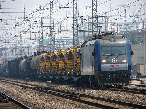 和谐系列电力机车
