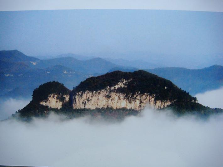 云丘山风景区