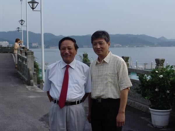 五大连池风景区陈旭