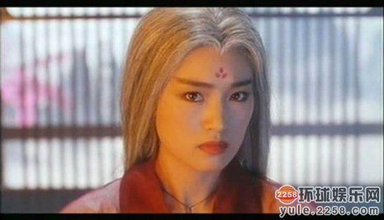 《仙剑奇侠传3》唐嫣饰演的痴情紫萱