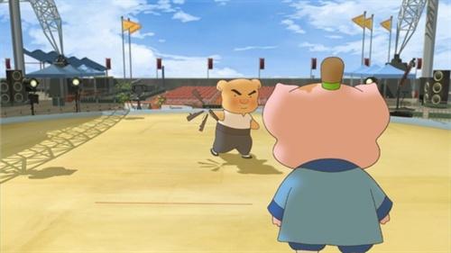 """""""世界幼儿园武术大赛""""即将举行,""""太乙春花门""""小朋友软手软脚,看来只有"""