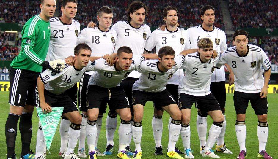 德国国家男子足球队